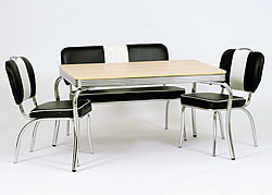 American Dinerbank - Herstellung und Vertrieb von Gasto-Möbeln